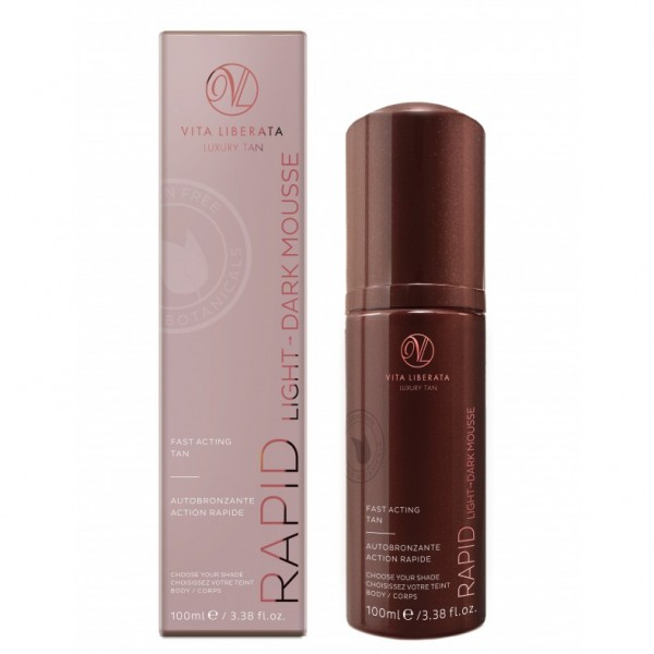 Vita Liberata Rapid Tinted Tan Mousse