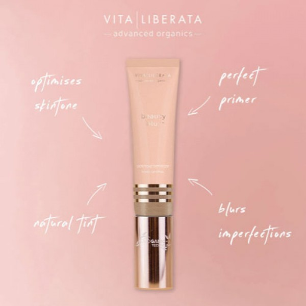 Vita Liberata Beauty Blur Skin Tone Optimizer Latte Dark