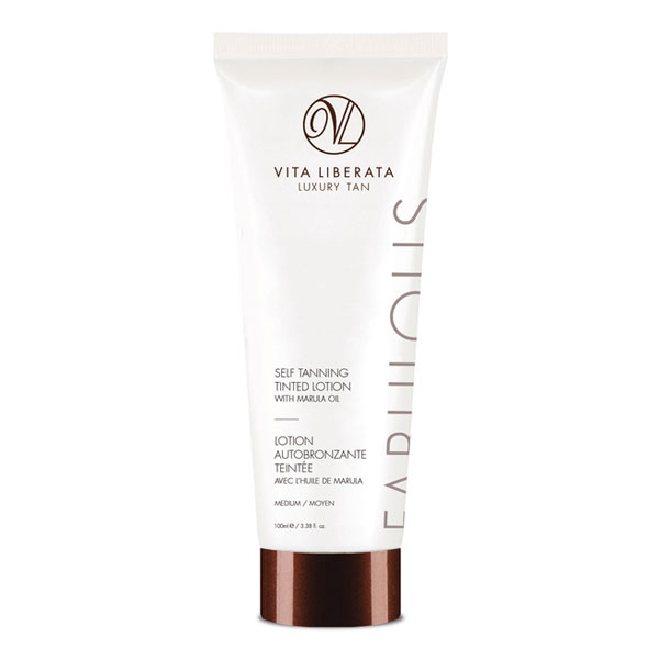Vita Liberata Fabulous Self Tanning Tinted Lotion Medium met Marula Olie
