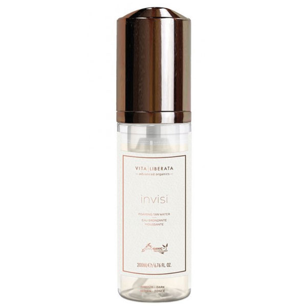 Vita Liberata Invisi Foaming Tan Water Medium to Dark