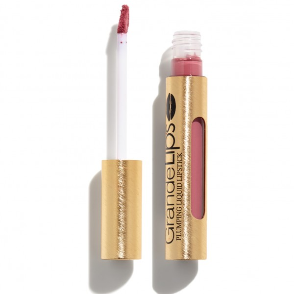 Rouge à lèvres liquide GrandeLips Plumping Liquid Lipstick - Vintage Rose