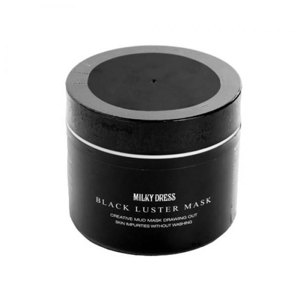 Milky Dress Black Luster Mask Pro