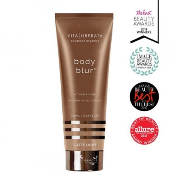 Vita Liberata Body Blur Instant HD Skin Finish Latte Light