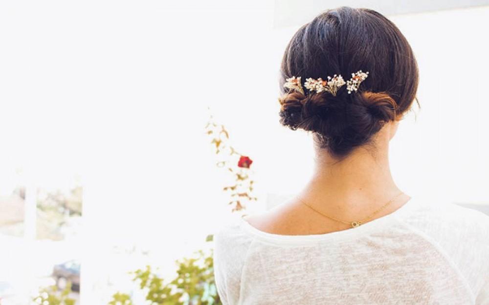 Vous Souhaitez Faire Un Chignon Sur Cheveux Courts Esthetic Health